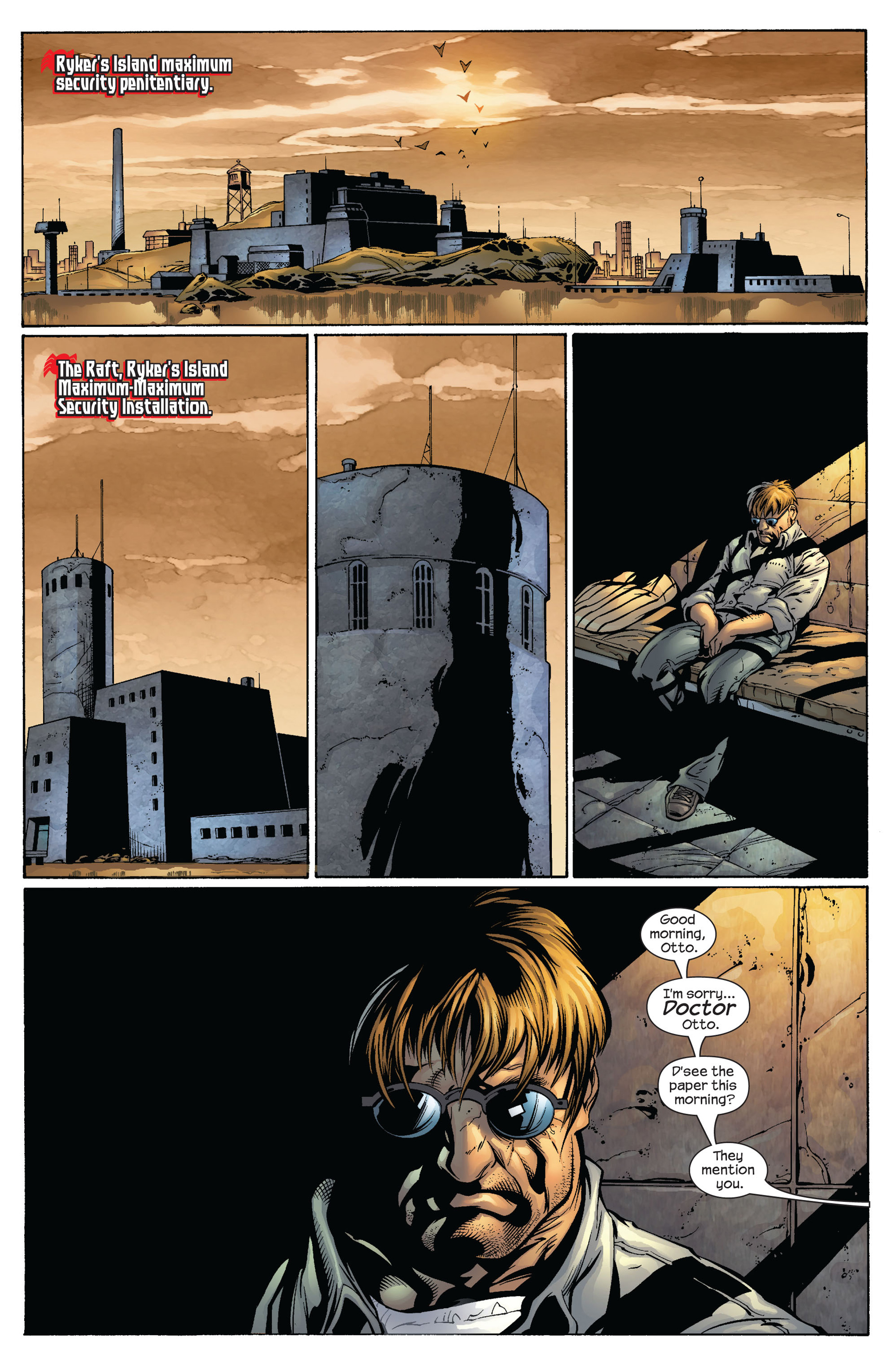 Read online Ultimate Spider-Man (2000) comic -  Issue #54 - 9