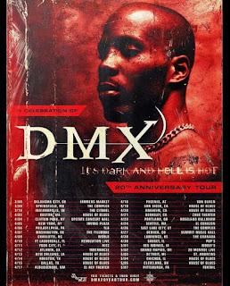 DMX tour ticket locations