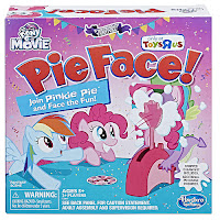 Pie Face My Little Pony the Movie Edition