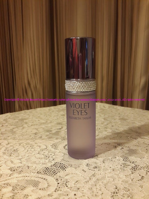 VIOLET EYES by ELIZABETH TAYLOR PERSONAL PERFUME REVIEW AND PHOTOS BY NATALIE BEAUTE