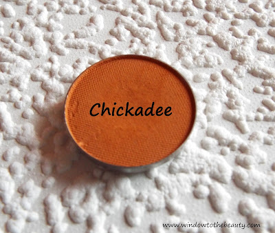 chickadee makeup geek