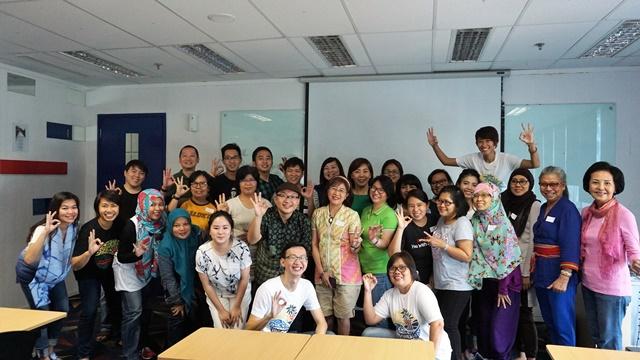 workshop,blogging,harnaz