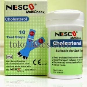 Online Shop Alat Tes Kolesterol