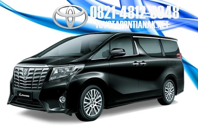 Simulasi kredit mobil Toyota ALPHARD pontianak, harga toyota ALPHARD pontianak, sales toyota pontianak