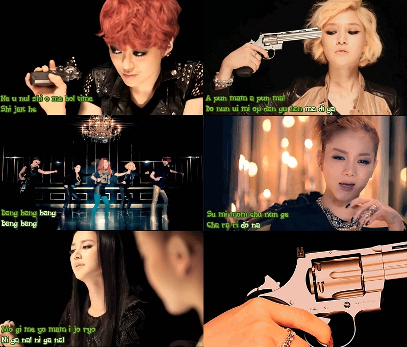 Spica russian roulette lyrics