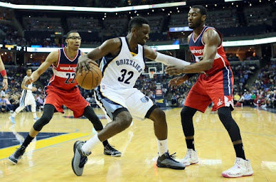 Washington Wizards vs Memphis Grizzlies