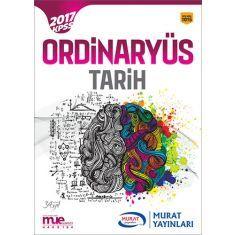 Murat Yayınları KPSS Ordinaryüs Tarih Konu Anlatımlı (2017)
