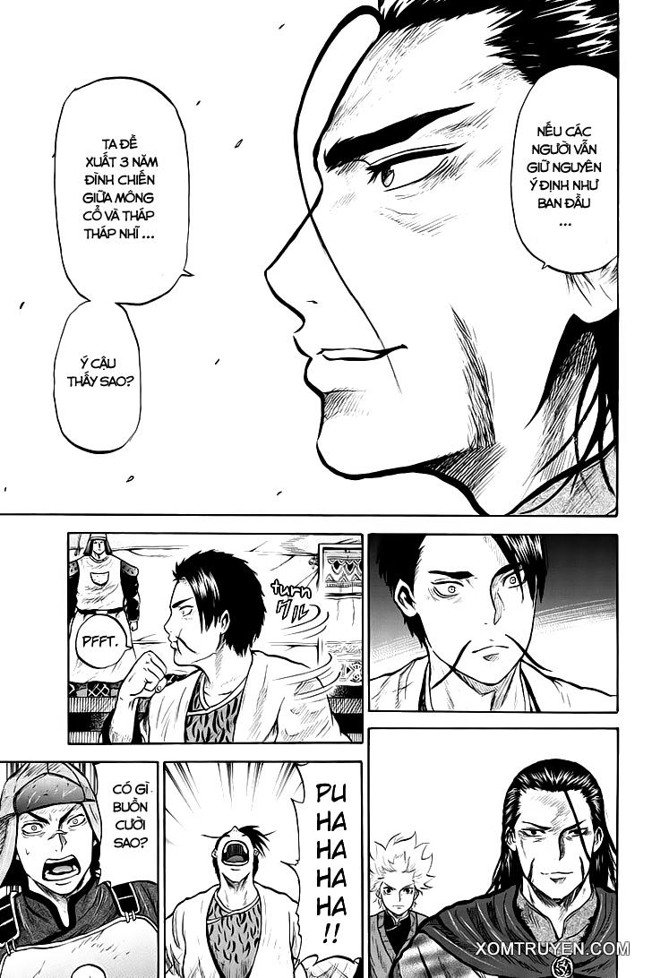 Horizon (okada takuya) chap 31 trang 5