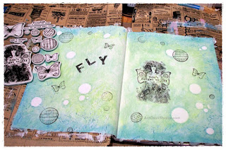 Stamped Pages