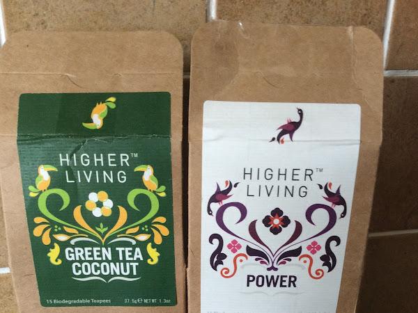 Higher Living Tea