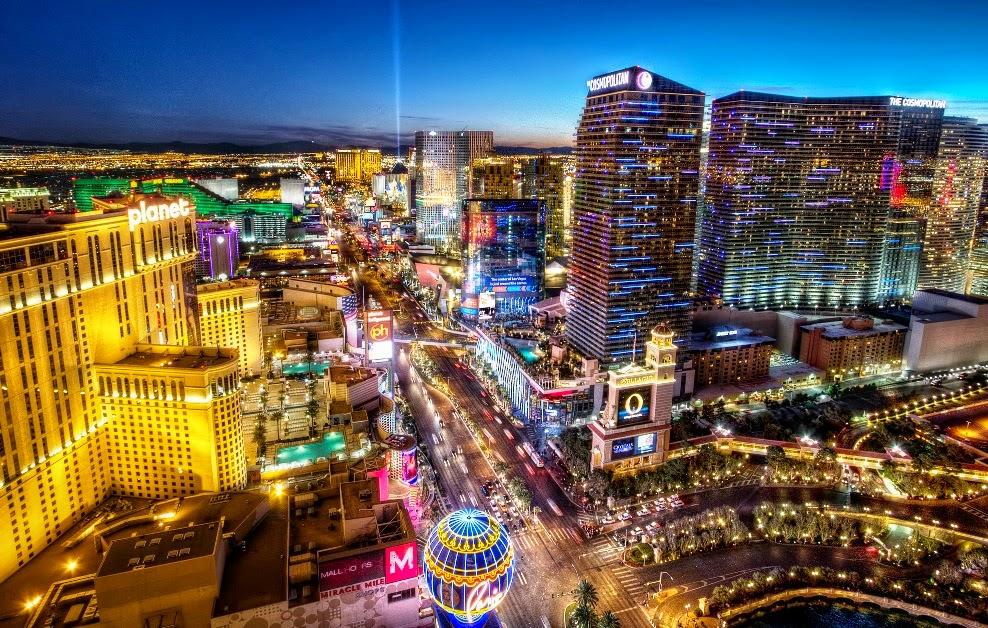 Seguro viagem internacional para Las Vegas