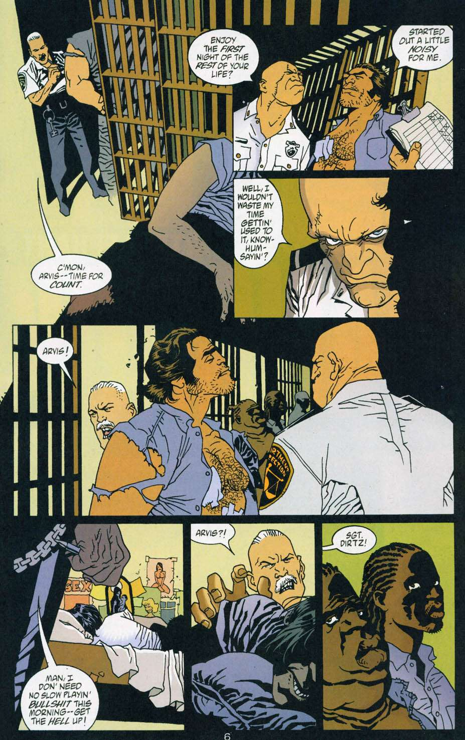 Read online 100 Bullets comic -  Issue #44 - 7