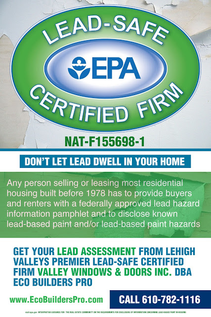 Lehigh Valley LEAD Removal