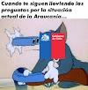 A propósito de la Araucanía y el manejo mediático del Gobierno actual...