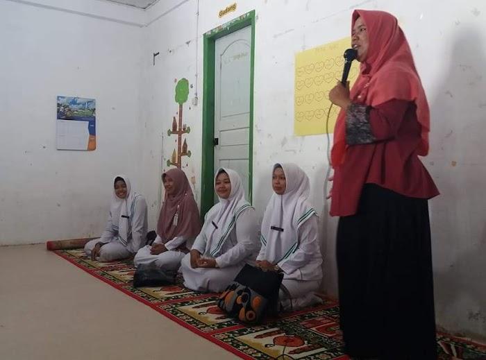 TK Ruman Aceh, Lanjut Kerja Sama Dengan Puskesmas Jaya Baru