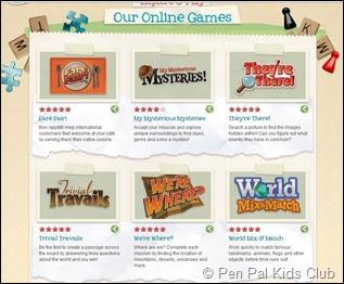 PenPal Kids Club
