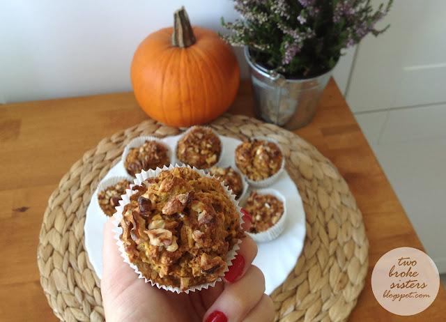 korzenne muffinki dyniowe