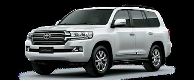 Giá xe Toyota Land Cruiser 2018 ảnh 6