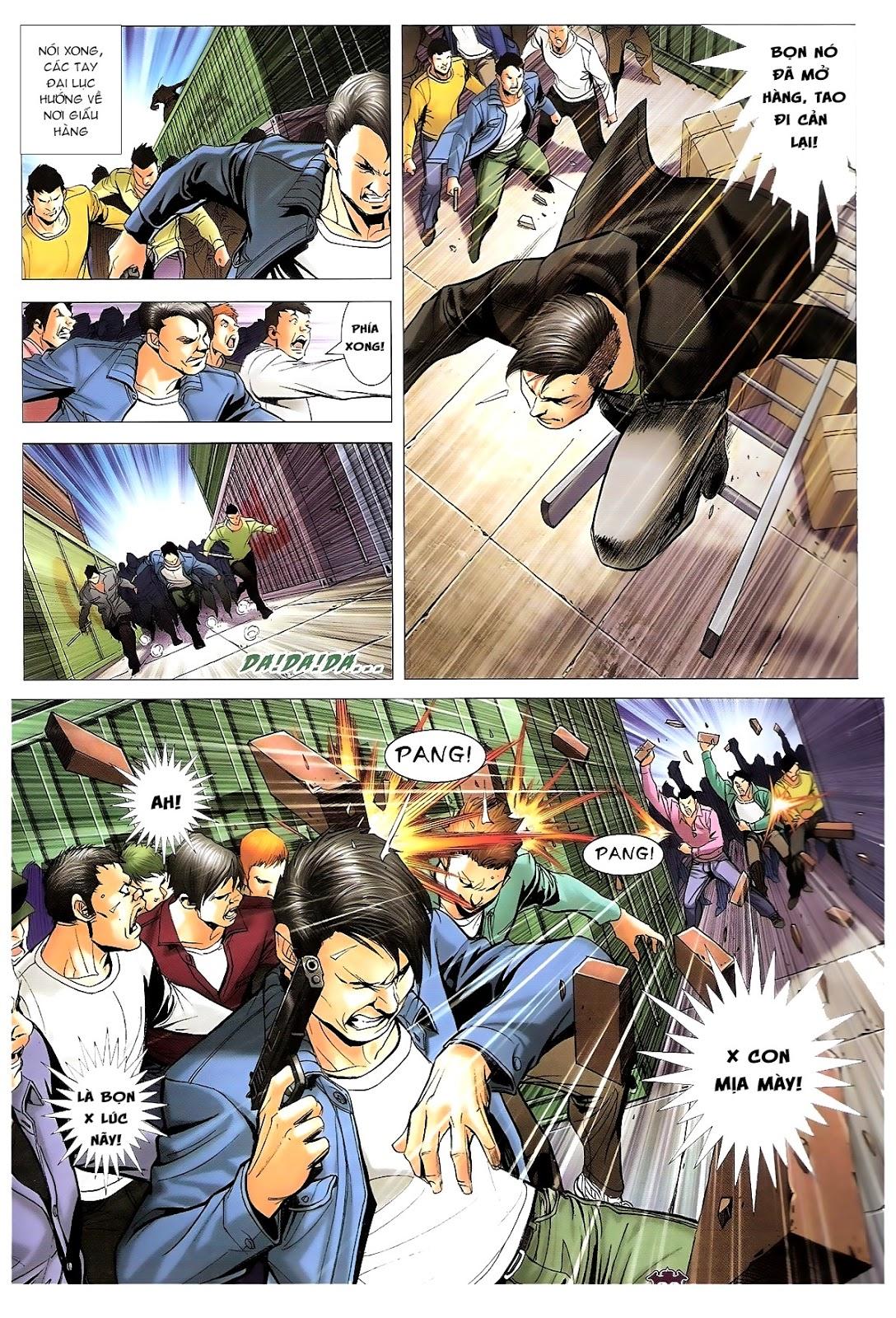 Người Trong Giang Hồ chapter 1673: tắm máu lưu phù sơn trang 6