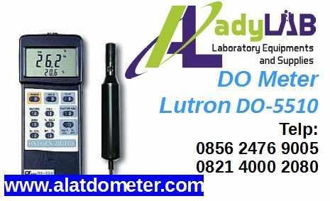 Cara Mengukur DO Meter