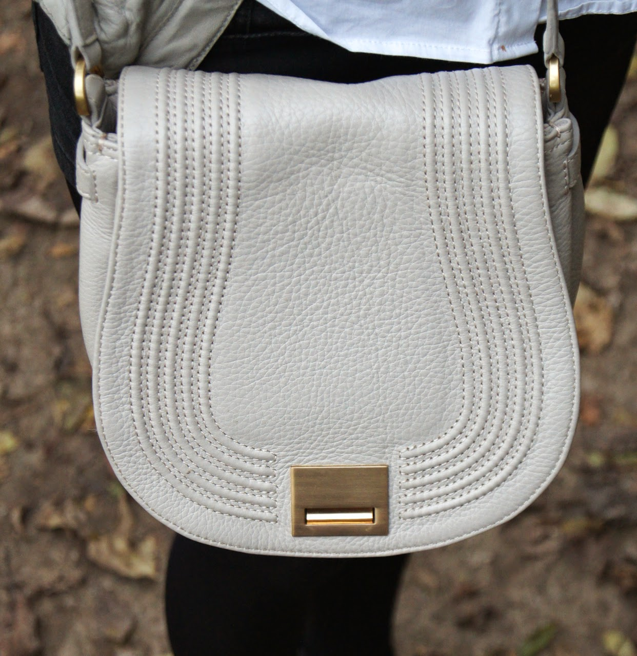 autumn style reiss saddle bag