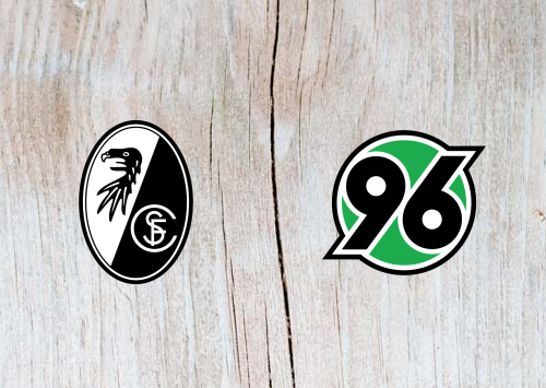 Freiburg vs Hannover 96 - Highlights 19 December 2018