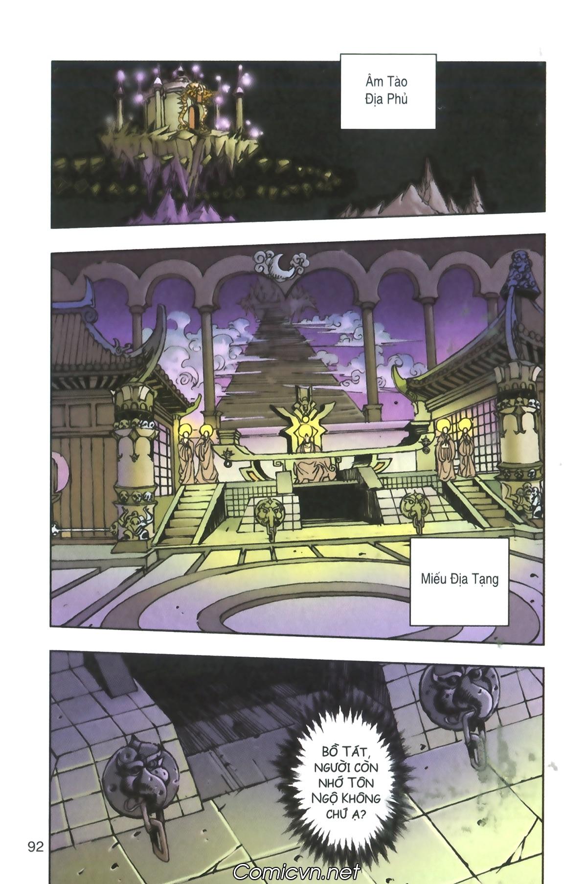 Tây Du Ký màu - Chapter 103 - Pic 18