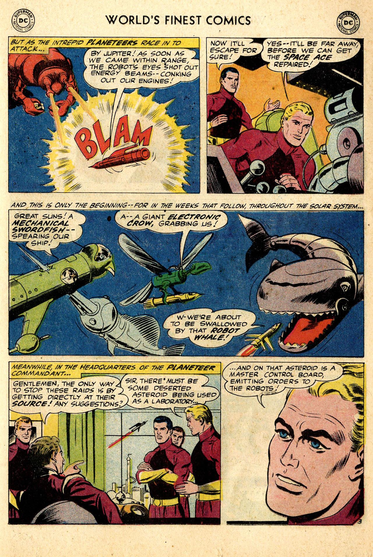 Read online World's Finest Comics comic -  Issue #110 - 19