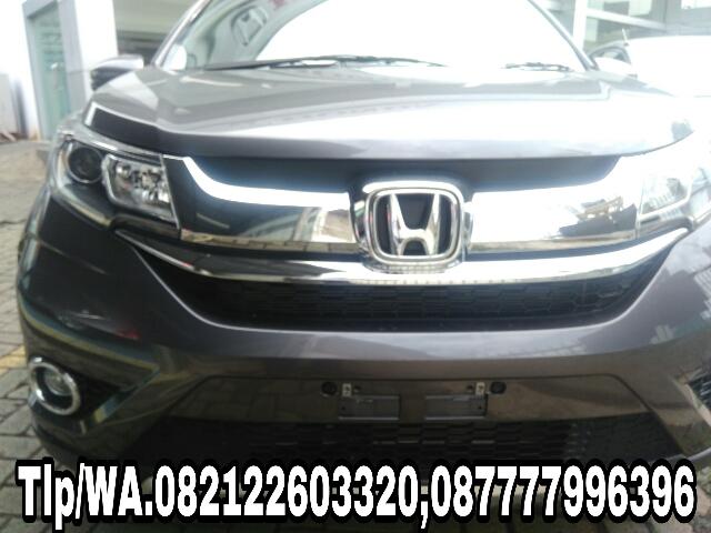 Nearest Honda Dealer >> Dealer Resmi Honda Jakarta Promo Honda Brv