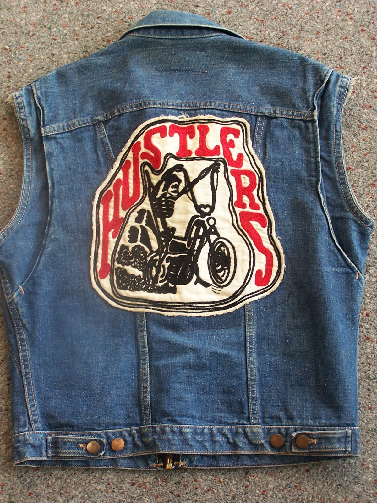 Special Lord Blog Street Gang Jackets And Cards And Biker