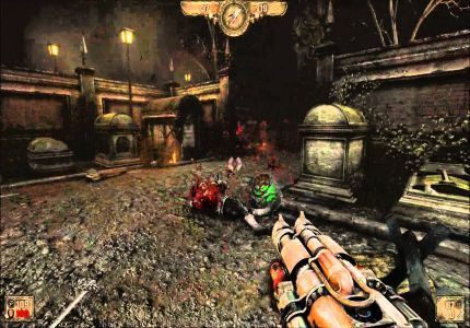 Download Painkiller Hell and Damnation Highly Compressed Game For PC