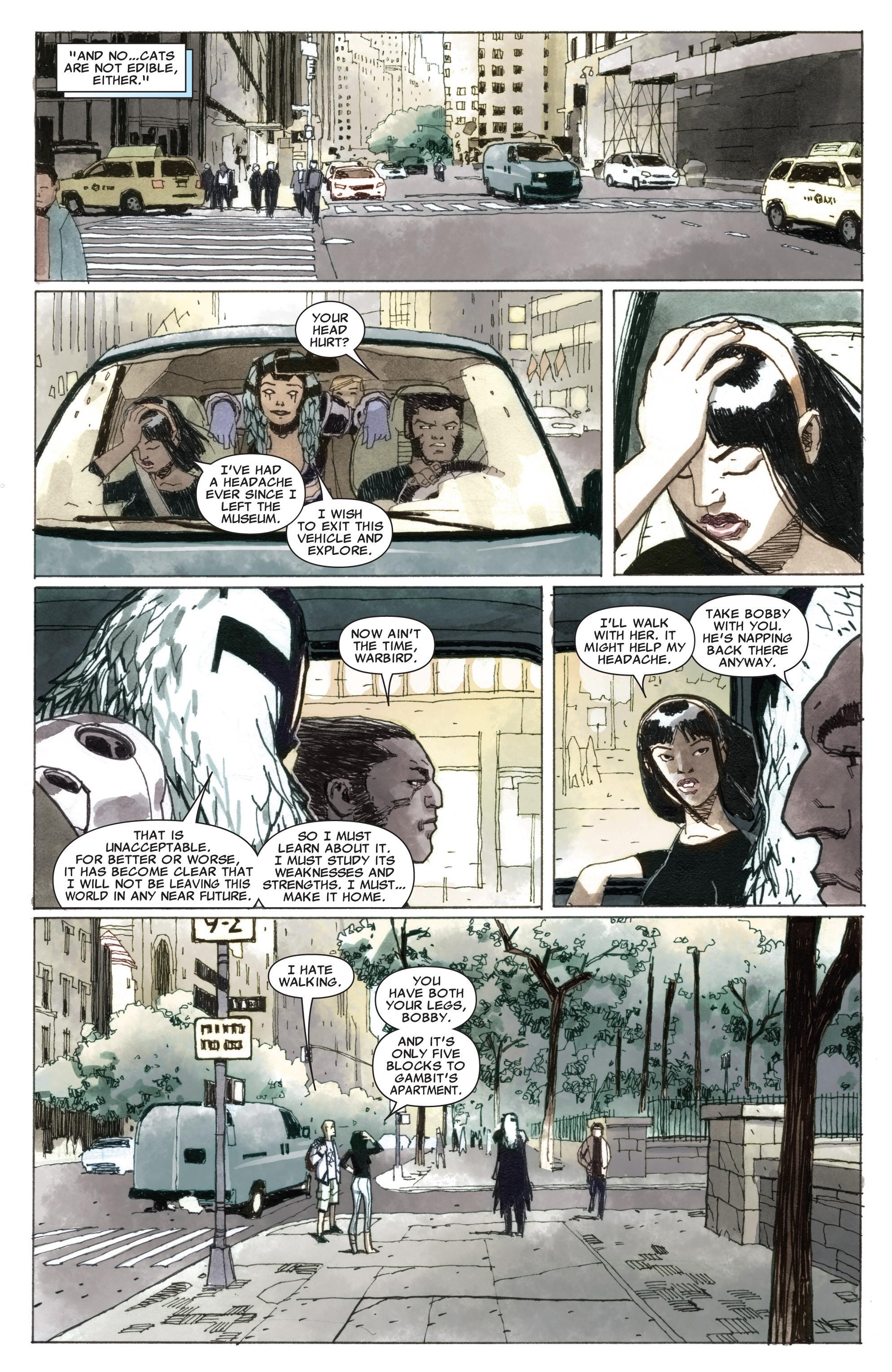 Read online Astonishing X-Men (2004) comic -  Issue #52 - 15