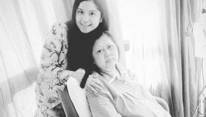 Usai Pak Jokowi Jenguk Ibu Ani Yudhoyono, Annisa Pohan Ucapkan Terimakasih