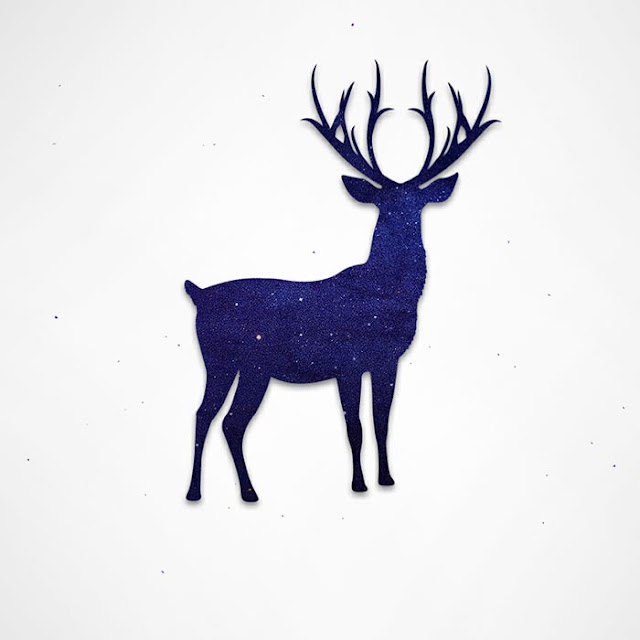 Galactic Deer Wallpaper Engine