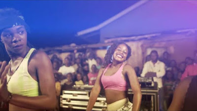 Pallaso Ft Par Desa - Leero Ndongo Video