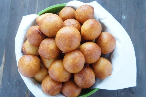 puff puff, Nigerian snack