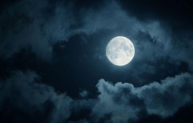 Fakta Dan Mitos Pengaruh Bulan Purnama Pada Prilaku Makhluk Hidup