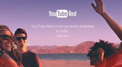 youtube red in india