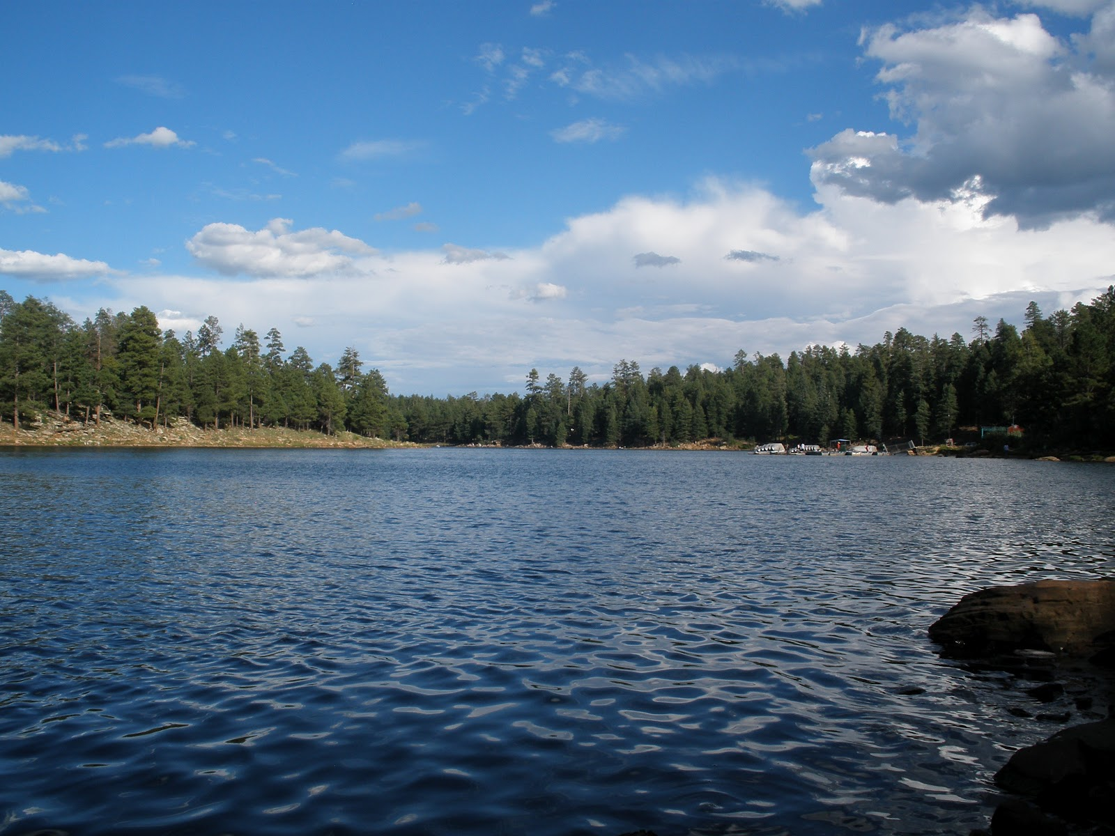 Arizonas rim lakes sitgreaves national forest truck camper adventure woods canyon lake publicscrutiny Choice Image