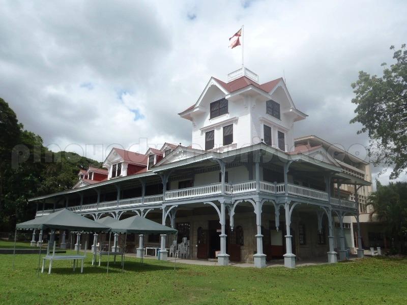 Negros Oriental Strolling Around Silliman University And