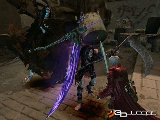 Devil May Cry 3 Special Edition Descargar PC Full Español ISO DVD5