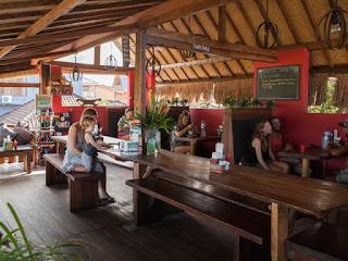 Bali woow Betelnut Cafe Bali