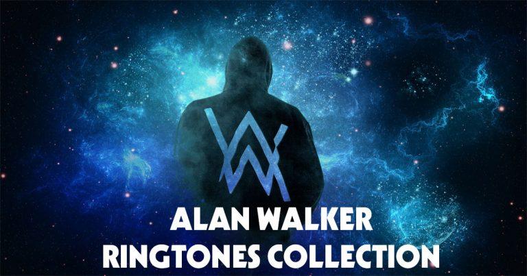 Free download big collection Best Of Alan Walker Ringtones