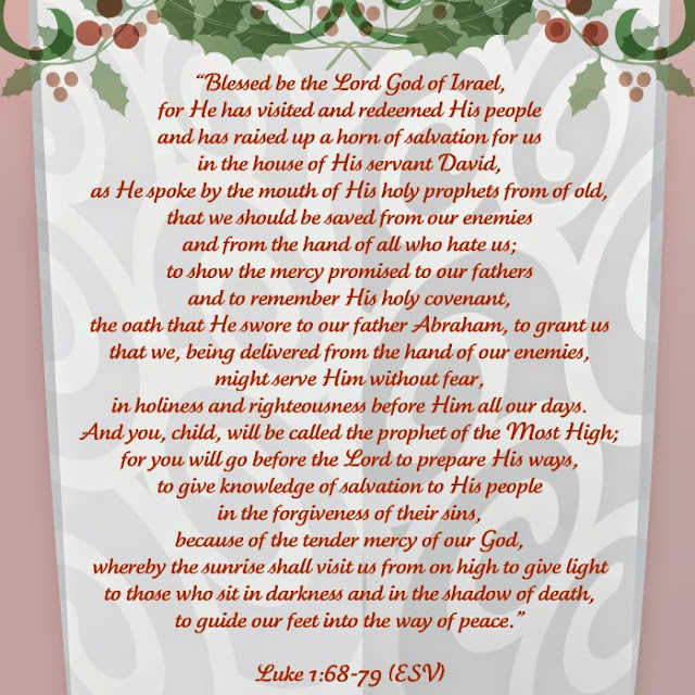 Salvation: The True Spirit of Christmas and The Reason for The Season