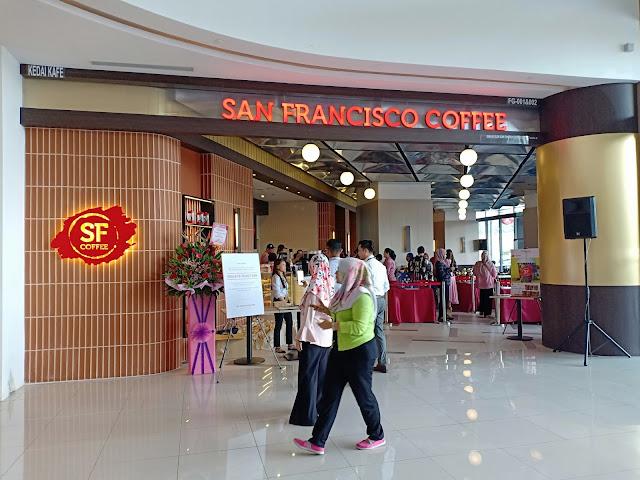 San Francisco Coffee Kini di Johor Bahru