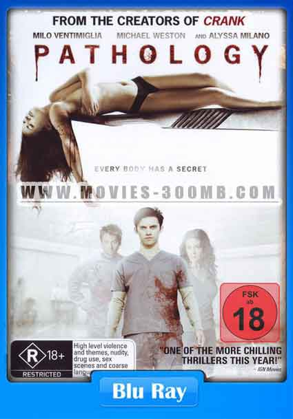 Pathology 2008 120MB HEVC BluRay UnRated Poster