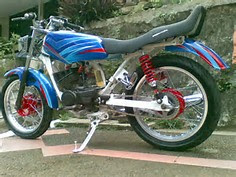 Cara Membuat Motor Rx King Menjadi Lebih Ganas Tarikannya, Simak Disini