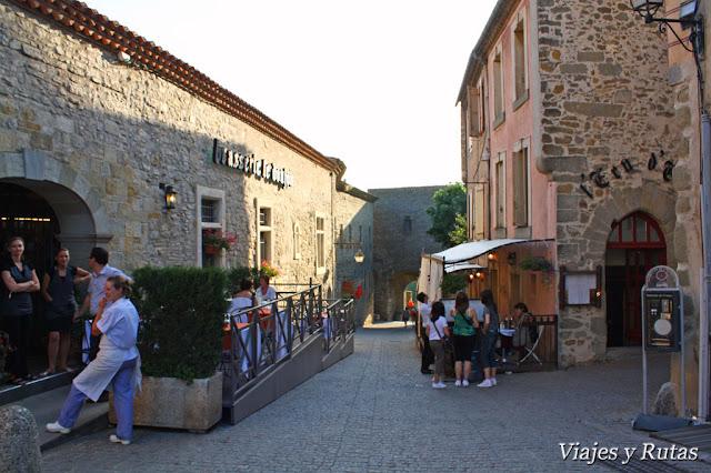 Puerta de Aude, Carcassonne