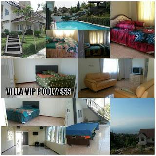 3 Villa Terlaris - Villa Di Batu