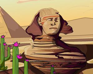 KNFGame Ancient Egypt Treasure